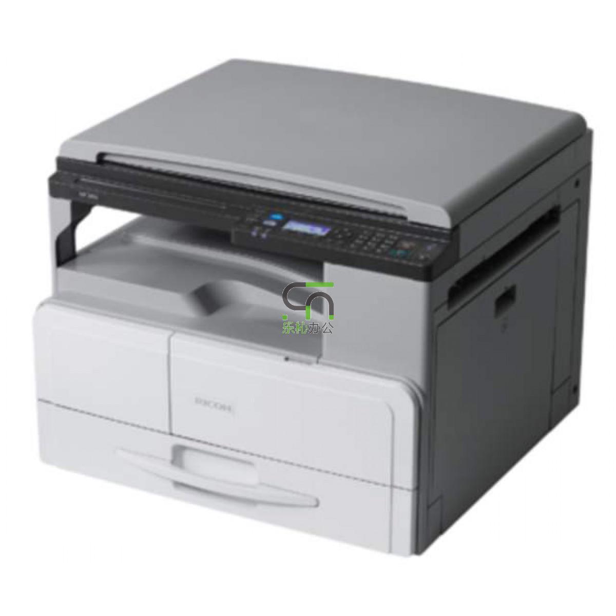 理光(Ricoh)MP2014/D/AD黑白激光A3/A4必威体育备用网址复印机扫描机一体机多功能复合机