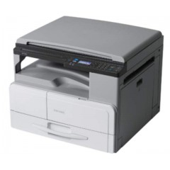 理光(Ricoh)MP2014/D/AD黑白激光A3/A4打印机复印机扫描机一体机多功能复合机